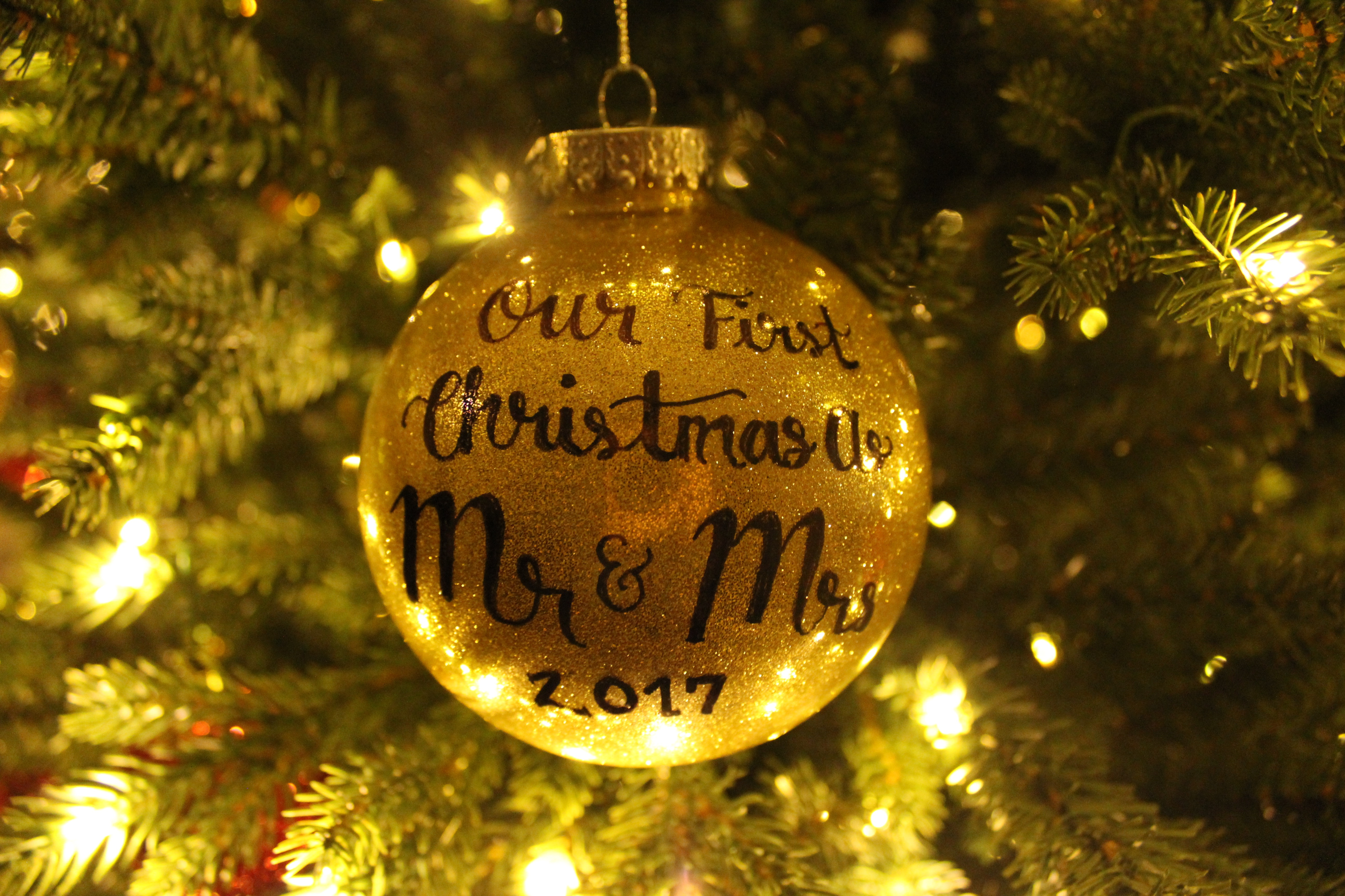 Personalized Christmas Balls.The 12 Diys Of Christmas Personalized Christmas Balls The